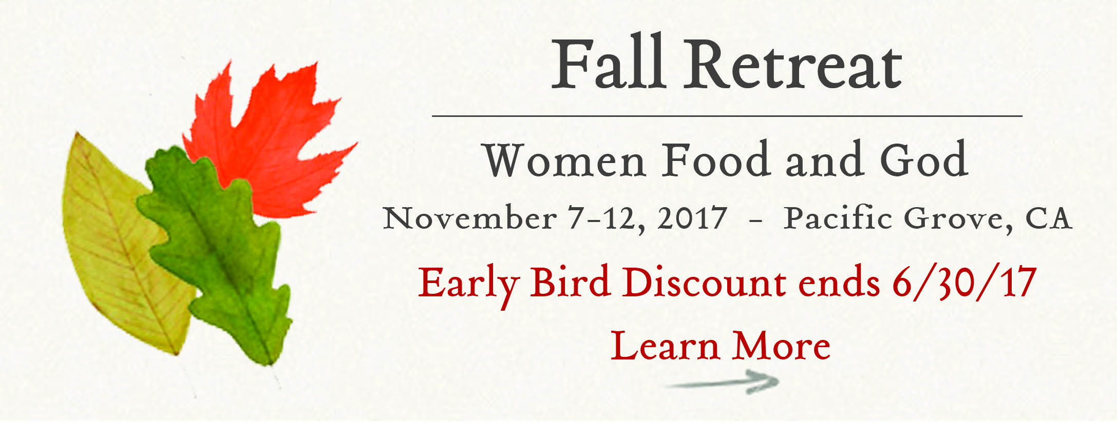 Fall Retreat TOP Slide 2017