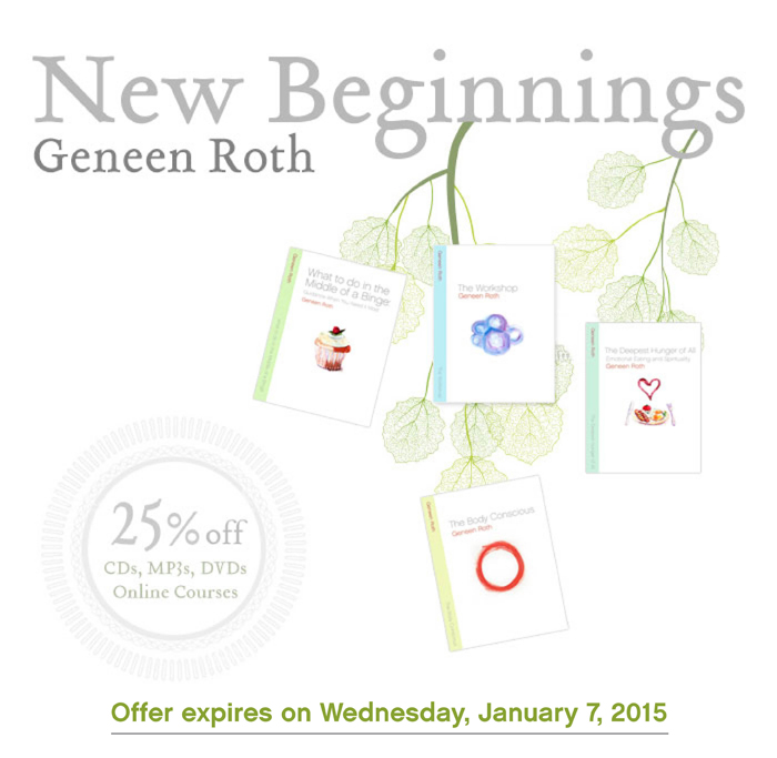 New Beginnings 2015 Sale Graphic