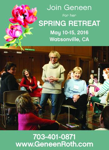 Spring 2016 Retreat Ad
