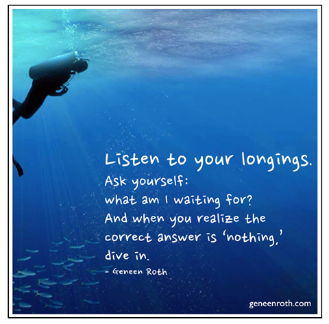 ListenToYourLongings